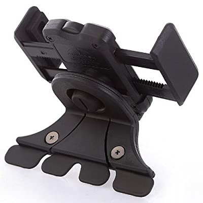 Mountek GRIP Universal CD Slot Mount for Cell Phones & GPS Devices