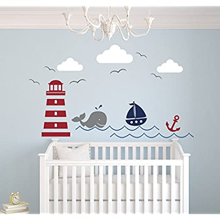 41HIkY-XukL._SS450_ Beach Wall Decals and Coastal Wall Decals