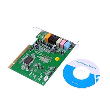 Amazon.com: 8 canales Creative cmi8768 circuito integrado 3d ...