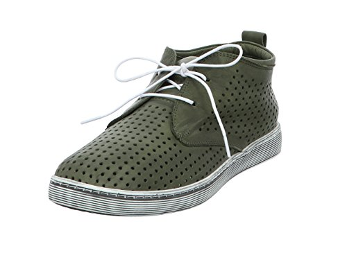 Andrea Conti 0343425 Oliv Damen Boots & Stiefeletten in Weit Oliv