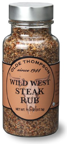 Olde Thompson Wild West Steak Rub, 11.2 Ounce