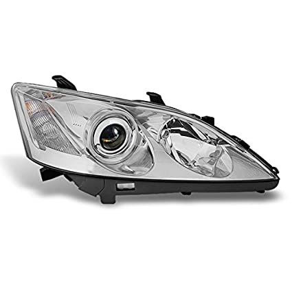 2008 lexus es 350 headlights