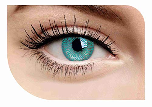 Women Pair Eye Color Change Eye Accessories Aqua Extreme
