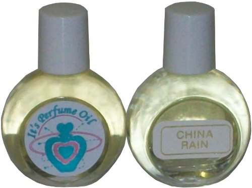 (It's Perfume Oil - Branded original - China Rain - Parfum Essence .57 Ounce)