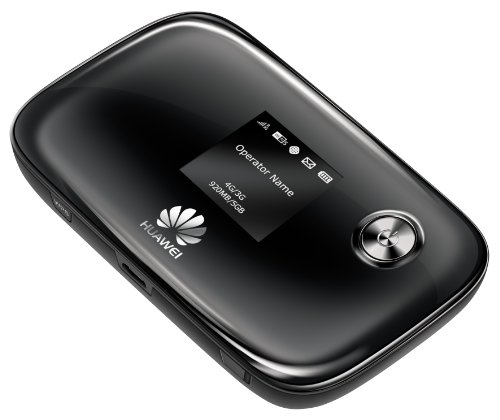 Huawei E5776 150 Mbps 4G LTE & 42 Mbps 3G Mobile WiFi Hotspot (4G LTE in Europe, Asia, Middle East, Africa & 3G globally) by Huawei (Image #4)