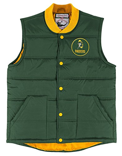 """268249432 Green Bay Packers Mitchell   Ness NFL Men s """"Play Clock"""" Throwback ..."""