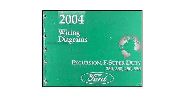 2004 ford excursion fuse diagram 2004 ford excursion super duty f250 550 wiring diagram manual  2004 ford excursion super duty f250 550