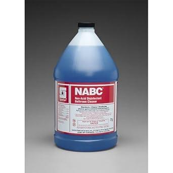 Amazon Com Spartan Nabc Bathroom Cleaner Gallon Gallons