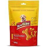 Biscoito Baw Waw para cães Tradicional 500g