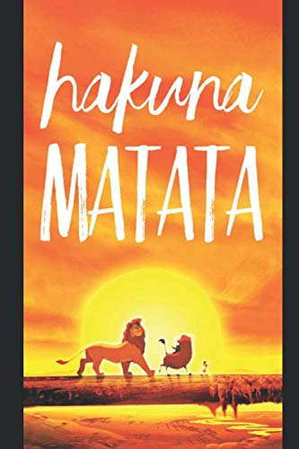 Journal: A unofficial lion king themed notebook journal for your everyday needs (King Lion Stationary)
