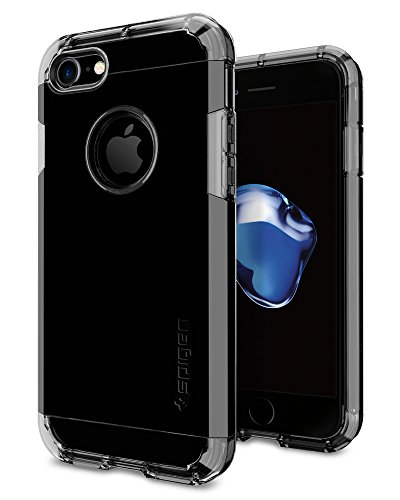 Spigen Tough Armor Designed for Apple iPhone 7 Case (2016) - Jet Black
