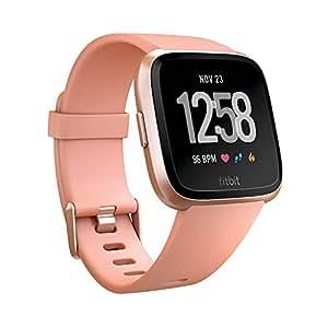 Fitbit Versa, Peach Rose Gold