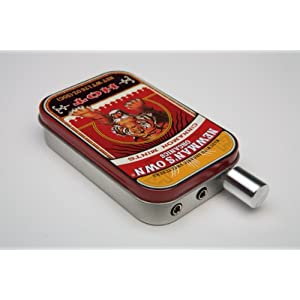 Audiophile CMOY headphone amplifier USA made with high quality parts-Newman's Tiger Tin
