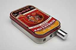 Audiophile CMOY headphone amplifier USA made with high quality parts-Newman\'s Tiger Tin