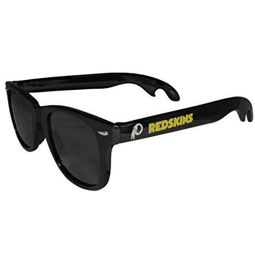 (NFL Washington Redskins Beachfarer Bottle Opener Sunglasses)