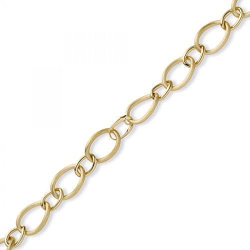 21mm Imagination de collier de collier bijoux en or jaune 58550cm