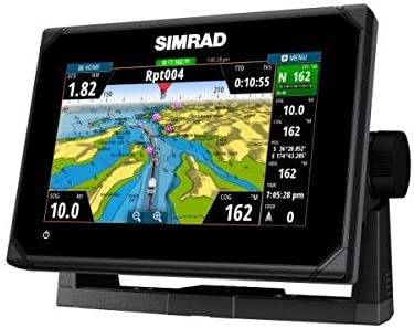 Dispositivo Multifunción Simrad Go7 Con Plotter Transductor Popa ...