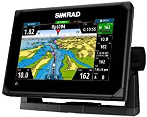 Dispositivo Multifunción Simrad Go7 Con Plotter Transductor Popa: Amazon.es: Electrónica