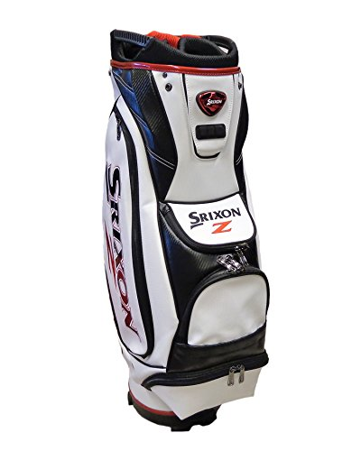 Srixon Tour Cart Bag 2017, White