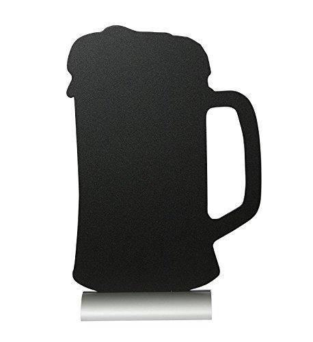 Securit FBTA-BEER Lavagna Silhouette da Tavolo Vermes