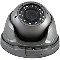 InstallerCCTV 4-IN-1 AHD HD-TVI HD-CVI ANALOG 1080P Nightvision Weatherproof Vari-Focal Dome Camera