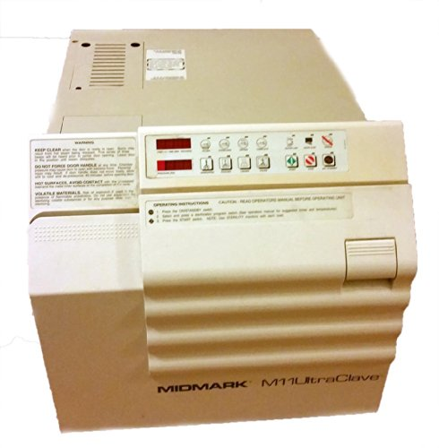 Midmark Ritter M11 Ultraclave Autoclave (Renewed)