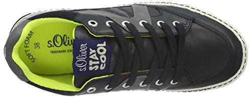 navy oliver Para 43102 Zapatillas Azul S Comb 891 Niños RYwpqSxU7