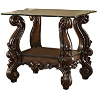 ACME Versailles Cherry Oak End Table