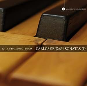 Carlos Seixas José Antonio Carlos de Seixas - Nicolau de Figueiredo Sonatas
