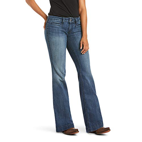 ARIAT Wmn Trouser Bluebell 29 R