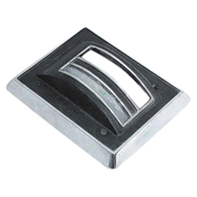 CPP Goodmark Auto Transmission Shift Bezel for 1974-1978 Ford Mustang II ()