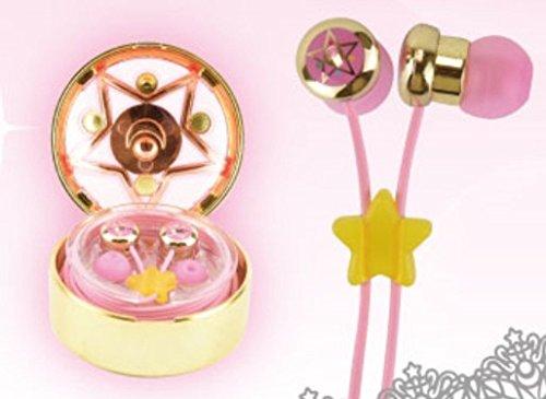 Star Awards Logo Crystal (Sailor Moon Compact Case & Earphone Crystal Star Compact SLM-43B)