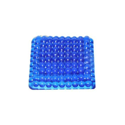 Super Sensitive 9456 Stoppin Endpin Floor Protector, Large Blue