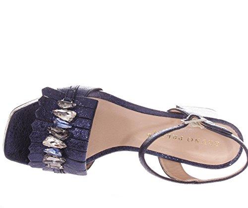 Una Sandalo Fascia Blu Donna Bruno Premi qBpwxRY