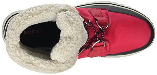 Sneakers Sorel Femme Carnival candy Rouge Cozy Hautes black Apple FF4gBEwq