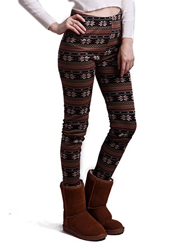 HDE Winter Leggings Thermal Insulated