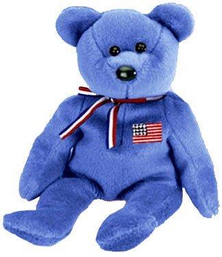 Ty Beanie Babies - America the ()