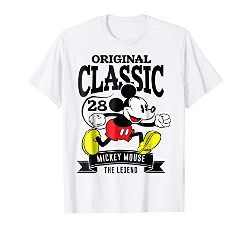 - Disney Mickey's 90th Legend 1928 T-Shirt