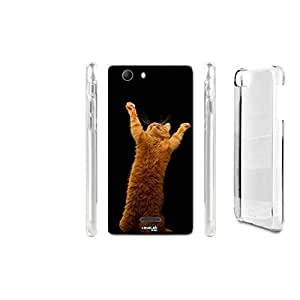FUNDA CARCASA GATTINO HAPPY PARA WIKO RIDGE 4G