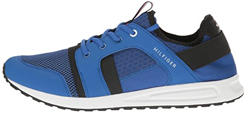 Tommy Hilfiger Sneakers, Men,s Signature Sneakers, Szie: 45 UK 10.5