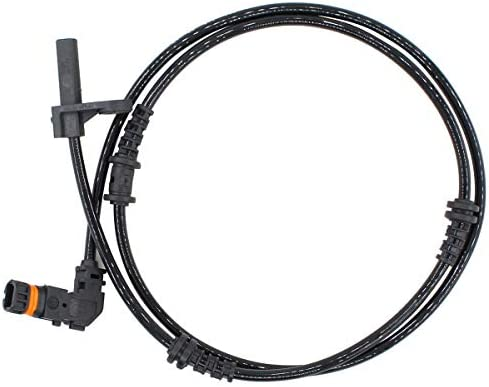 NewYall Set of 4 Front Rear Left Driver and Right Passenger Side ABS Wheel Speed Sensor