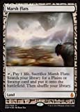 Magic: the Gathering - Marsh Flats (219) - Expedition Lands - Foil