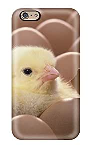 Defender Case With Nice Appearance (cute Chicken) For iphone 6 plusd 5.5