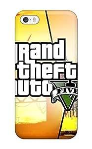 Tpu AmandaMichaelFazio Shockproof Scratcheproof Grand Theft Auto Hard Case Cover For Iphone 6 plus 5.5
