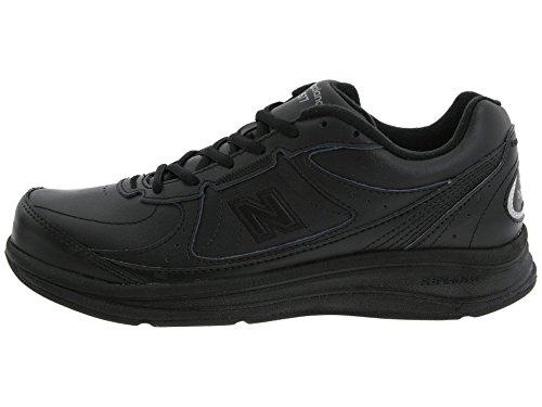 (ニューバランス) New Balance レディースウォーキングシューズ?靴 WW577 Black 11 (28cm) 2A - Narrow