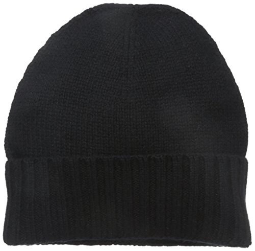 Hat Attack Women's Cashmere Slouchy Hat, Black, One Size