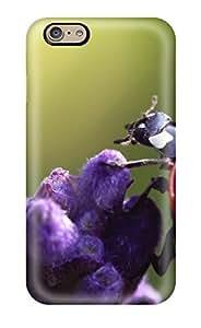 Abikjack Perfect Tpu Case For Iphone 6/ Anti-scratch Protector Case (ladybug)