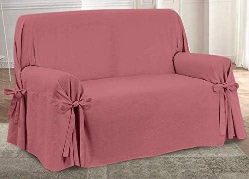 HomeLife – Cubre sofá de 2 plazas – Elegante Protector de sofás ...