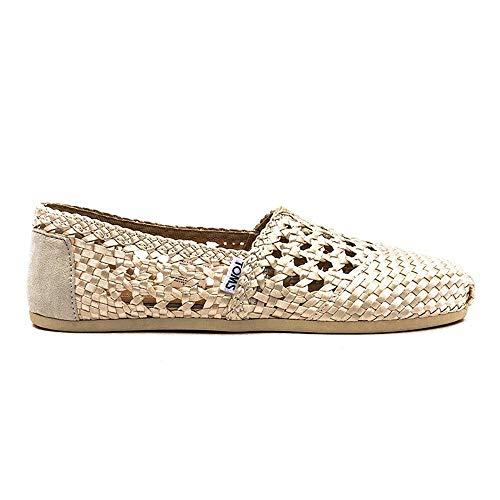 - TOMS Women's Woven Classics Whisper Satin Woven Loafer