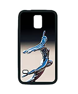 1935 Pontiac Hood Ornament 1 ~ For Case HTC One M8 Cover Black Hard Case ~ Silicone Patterned Protective Skin Hard For Case HTC One M8 Cover - Haxlly Designs Case